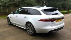 2017 Jaguar XF 2.0d (180) R-Sport 5dr Automatic Diesel Estate