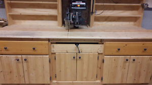 10 in Craftsman Radial arm saw