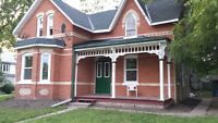 2 Bdr. on 1st Floor of Victorian renovated house in downtown