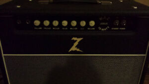 Dr. Z Maz jr. With reverb