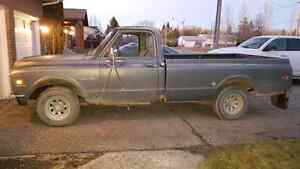1972 Chevrolet C10 (sold pending pick up)