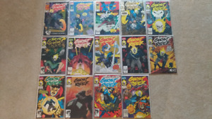 Comics for sale: Ghost Rider
