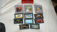 Excellent Condition Red GameBoy Advance