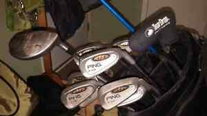 Ping i/3  full set of golf clubs- excellent condition Kitchener / Waterloo Kitchener Area image 3