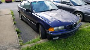 e36 328 1997 coupe, parts moteur engine transmission