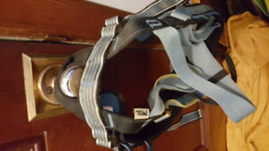 Rock Climbing harness Petzl one xl one sm /med