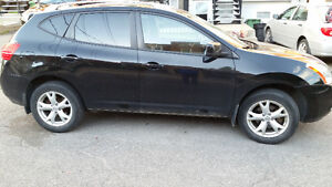 2009 Nissan Rogue sv awd VUS negotiable West Island Greater Montréal image 2