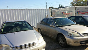 2002 Acura 1.7 EL mechanic owned and driven