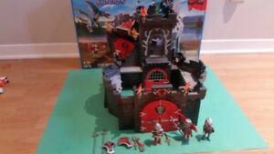 playmobil chateau chevalier 5979 knights
