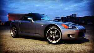 2001 Honda s2000 - Low KMs - Great Conditon - AP1 - Clean Title