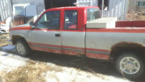 1990 GMC Sierra 1500 Pickup Truck