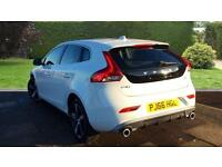 2016 Volvo V40 D2 (120) R Design with Rear Pa Manual Diesel Hatchback