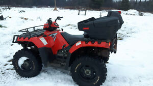Sell or Trade - 2010 Polaris Sportsman 850 XP ATV