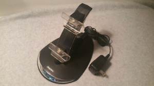 PlayStation 3 charging station with two side USB