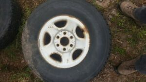 Chev Gmc Rims 8 bolt 6 bolt