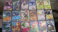 Pokemon Cards EX and FULL ART for sale