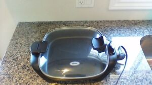 Oster 12 inch Electric Skillet Kitchener / Waterloo Kitchener Area image 1