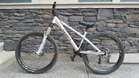 Toy 4 TwoFour Dirtjumper / Hucker mountain bike
