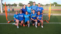 Spring & Summer Adult Co-Ed Turf Soccer 7's Leagues