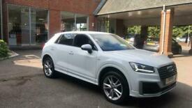 image for Audi Q2 1.4 TFSI S Line 5dr S Tronic - Auto Estate Petrol Automatic