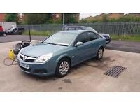 2006 06 VAUXHALL VECTRA 1.8 VVT DESIGN WITH SATNAV.1 OWNER FROM NEW.GREATEXAMPLE