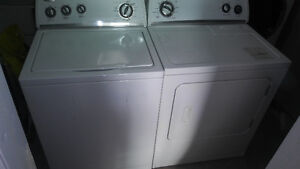 Whirlpool Washer and Dryer For Sale