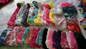 Baby Girls Summer Clothing, size 18 - 24 months