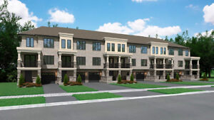 BRAND NEW TOWNHOMES IN WATERDOWN - NOW SELLING!