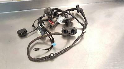 JAGUAR XF X250 DRIVER OFF SIDE REAR DOOR WIRING LOOM HARNESS DX23-14632-DB