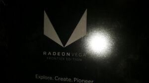 Radeon Frontier Edition GPU.