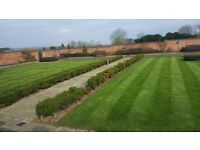 Landscape maintenance operative