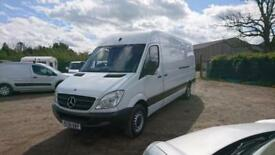 Mercedes-Benz Sprinter 2.1TD 311CDI LWB.1 owner, 99000 miles. 2008.Just Serviced