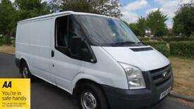 FORD TRANSIT 260 LR - 12 MONTHS MOT - NEW SERVICE 2010 Manual 98403 Diesel White