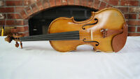 Gorgeous Hand Made Violin with Antique Style Varnish