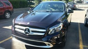 2015 Mercedes-Benz GL-Class black and silver SUV, Crossover