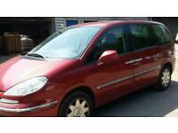 Peugeot 807 2.0TD ( 120bhp ) 2008