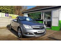 Opel Astra Convertible PETROL MANUAL 2010/58