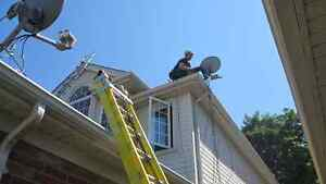 SATELLITE INSTALLATION SERVICE - Bell - Shaw - FTA - Direct TV London Ontario image 8