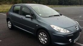 PEUGEOT 307 5 DOOR 1.4 HATCHBACK