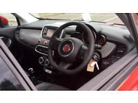 2016 Fiat 500X 1.6 Multijet Cross with Cruise Manual Diesel Hatchback