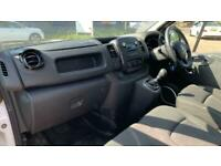 2018 Vauxhall Vivaro 1.6 CDTi 2900 Sportive L1 H1 EU6 5dr Panel Van Diesel Manua