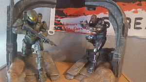 Halo 5 Guardians Collectors Edition Statue And Guardian kit Windsor Region Ontario image 2