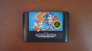 Sega Genesis - 4 Game Bundle