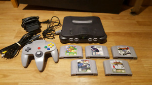 Complete Nintendo 64 Package