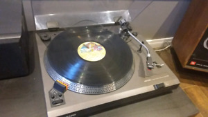 Sony PS-11 direct drive turntable