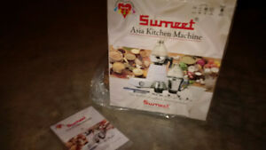 sumeet asia kitchen machine
