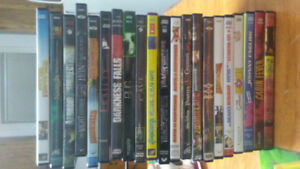 Dvds selling lot for $25 or $3 each