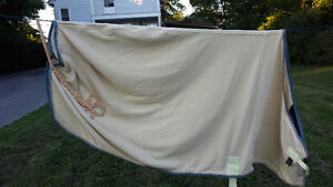 New SHEDROW DELUXE DRESS SHEET still in bag with tags