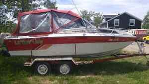 Bateau 20' a vendre !!! Lac-Saint-Jean Saguenay-Lac-Saint-Jean image 2