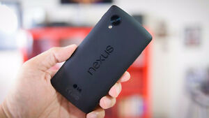 Nexus 5 cell phone